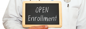 November is Open Enrollment